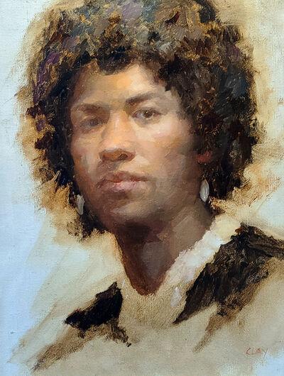 Landon Clay, 'Model', 2020