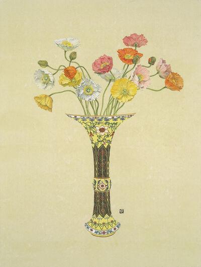 Lee Jung Eun (b. 1971), 'Chorus - Poppy', 2017