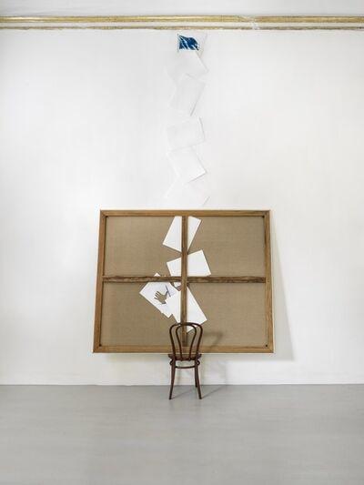 Giulio Paolini, 'Piazze d'Italia (I)', 2001