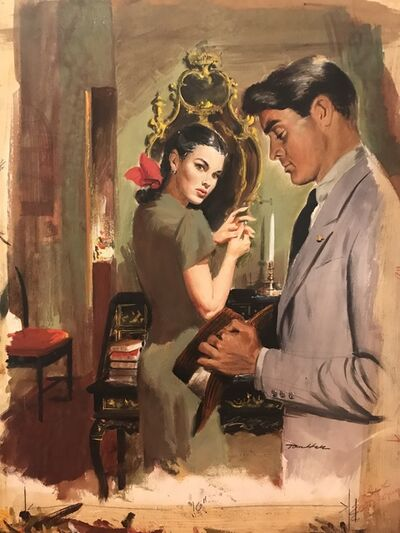 Tom Hall, 'Not Marrying Kind', 1946
