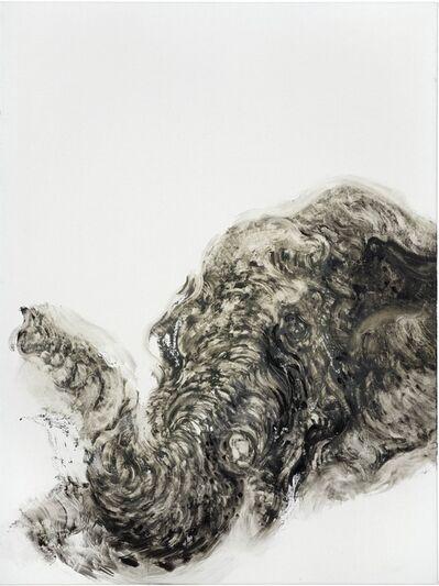 Maggi Hambling, 'Elephant without tusk', 2019