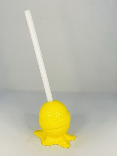 Elena Bulatova, 'Micro Yellow Lollipop', 2020