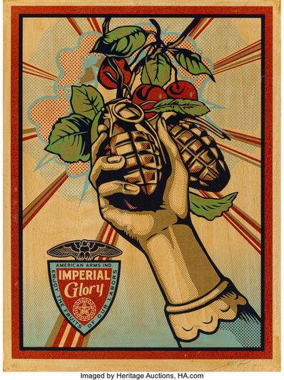 Shepard Fairey, 'Imperial Glory', 2011