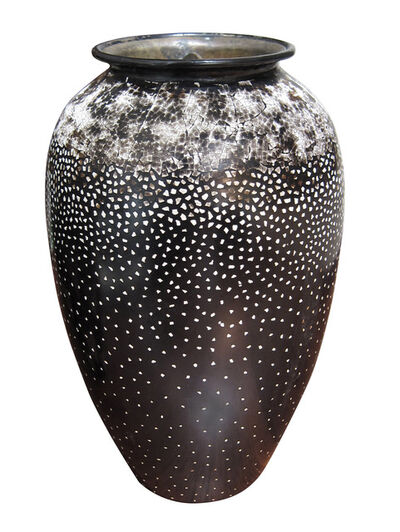 Jean Dunand, 'Vase with liner', ca. 1925