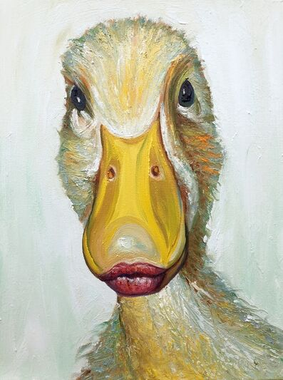 Mark Nesmith, 'Sexy Chick (Duck Lips)', 2017