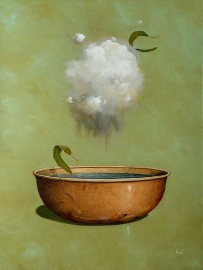 Jeff Faust, 'A Distant Rain', 2021
