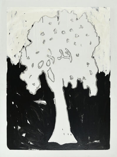 Mario Schifano, 'Senza Titolo', 1995