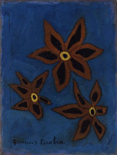"Francis Picabia, '""Fleurs""', ca. 1938"
