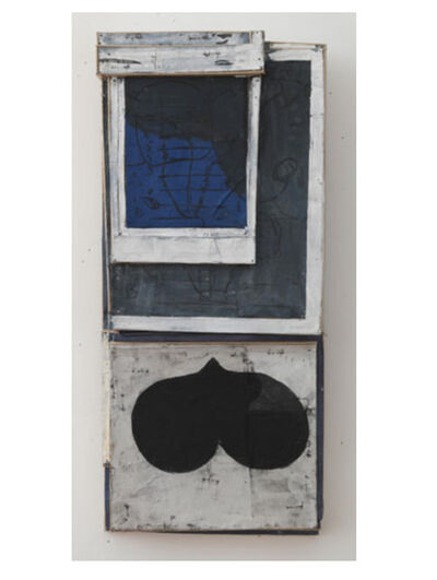 Eugene Brodsky, 'Heart With Urn (Maquette)', 2012