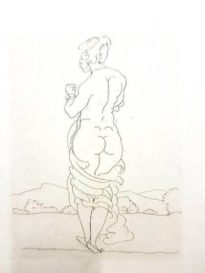 """André Derain, 'Original Etching """"Héroïdes by Ovide VIII"""" by André Derain', 1938"""