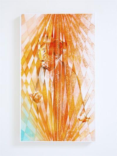 Vesod, 'The Harpist', 2016