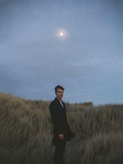 David van Dartel, 'Sil in het maanlicht I/Sil in the Moonlight I', 2018