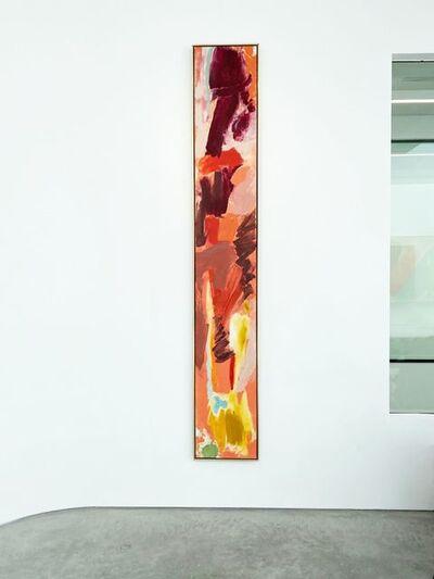 Friedel Dzubas (1915-1994), 'Madame X', 1983