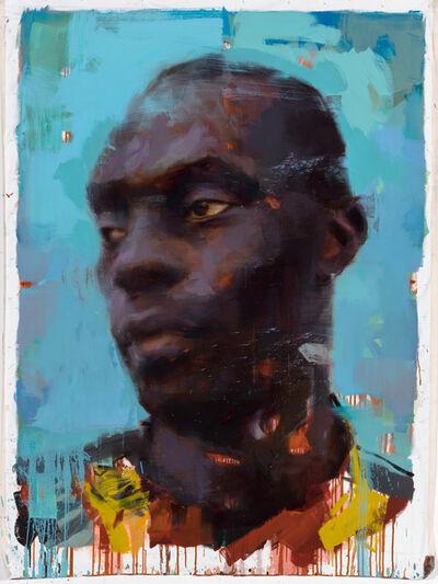 Jérôme Lagarrigue, 'Amadou III', 2015