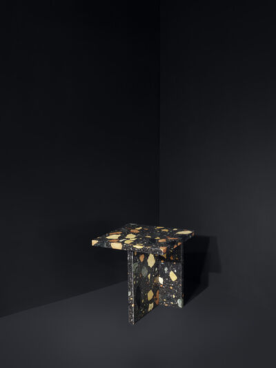 Max Lamb, 'Marmoreal Side Table', 2014
