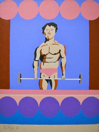 Barry Senft, 'Body Builder', 2012