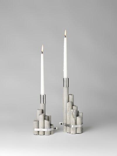 David Taylor (b. 1966), 'Portland Candlesticks', 2012