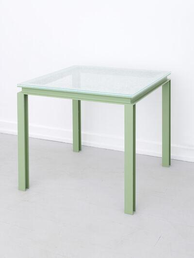 Fredrik Paulsen, 'Palazzo Iron Table', 2018
