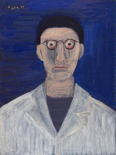 Celia Daskopoulou, 'Untitled (Doctor)', 1991