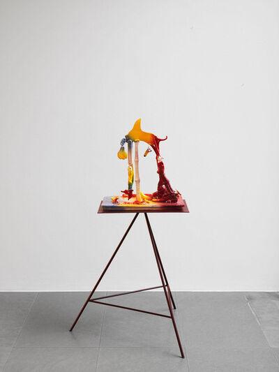 Alessandro Pessoli, 'The Valley', 2014
