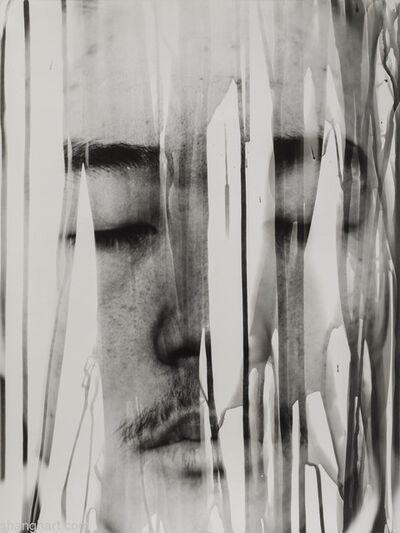 Geng Jianyi, 'Remained Face 留出的脸', 2000