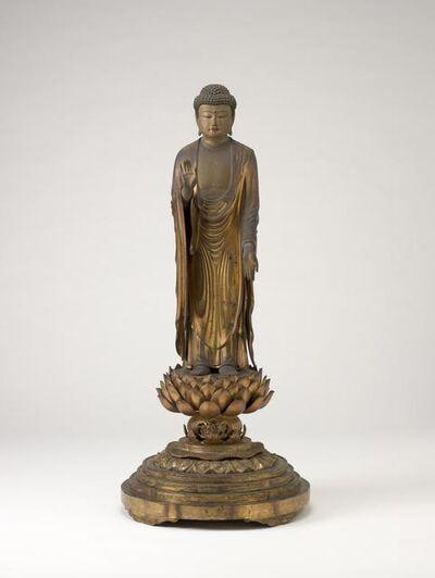 'Standing Amitābha (Amida), Buddha of the Western Paradise', 13th century