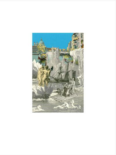 Peter Blake, 'Venice - 'Iceberg 1'', 2009