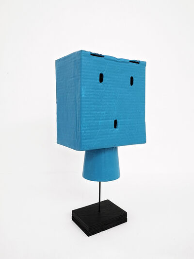 Soeren Behncke, 'Blue in the Face', 2021