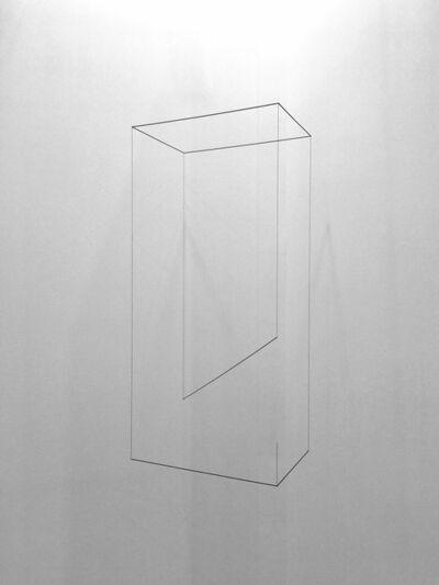 Jong Oh, 'Line Sculpture(cuboid) #37', 2020