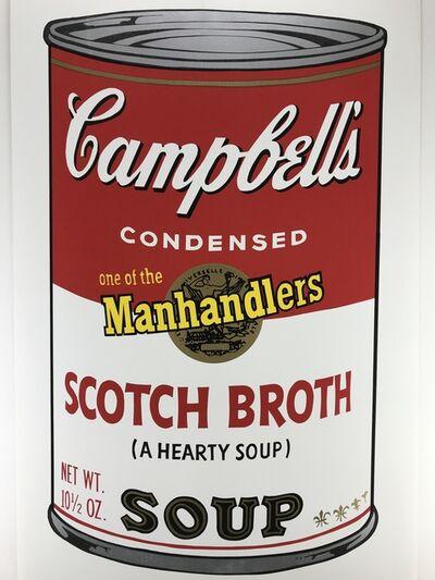 Sunday B. Morning, 'Campbells Soup – SCOTCH BROTH', ca.1980