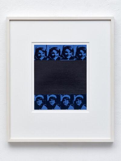 Frank Gerritz, 'Blue Jackie's', 2014