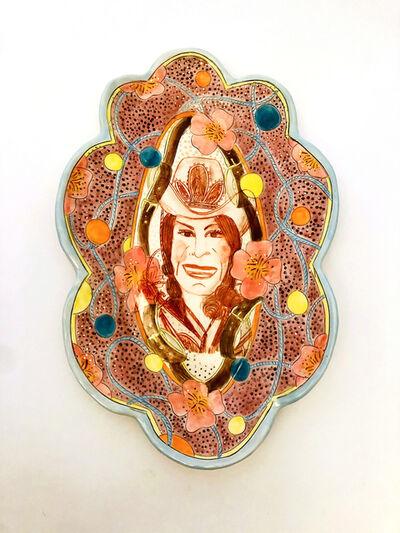 Mariko Paterson, 'Jamie', 2019-ceramic