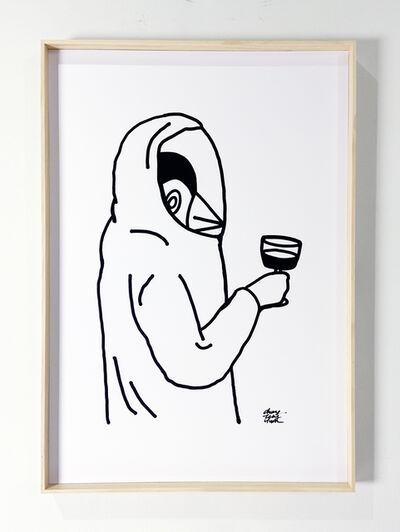 Chang Teng-yuan 張騰遠, 'New Normal - Drinking', 2021