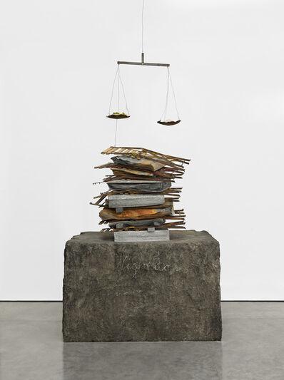 Anselm Kiefer, 'Nigredo', 1998