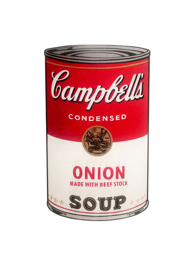 Andy Warhol, 'Onion Soup', 1970
