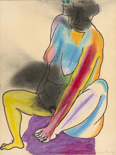 Mildred Elfman Greenberg, 'Nude', 1979