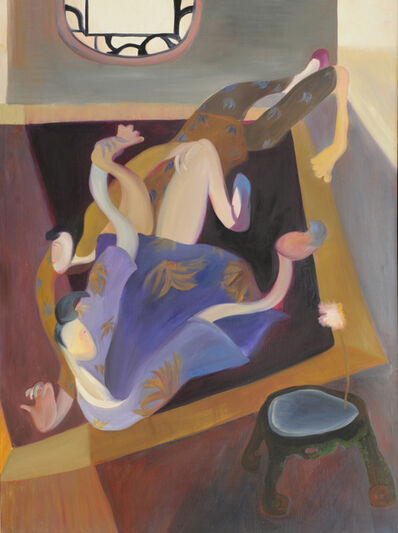 Li Shuang 李爽, '东西缠绵', 1984