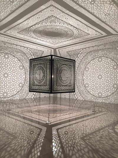 Anila Quayyum Agha, 'Intersections: Rice Gallery, Houston ', 2015