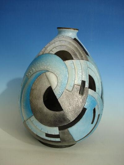 Camille Fauré, 'Art Deco Vase', ca. 1925