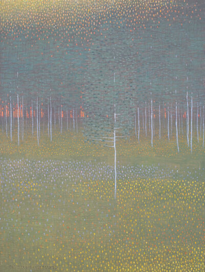 David Grossmann, 'Summer Evening Glow', 2019