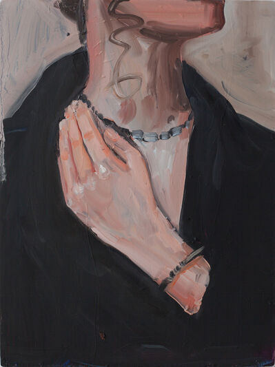 Anna Bjerger, 'Curl', 2018