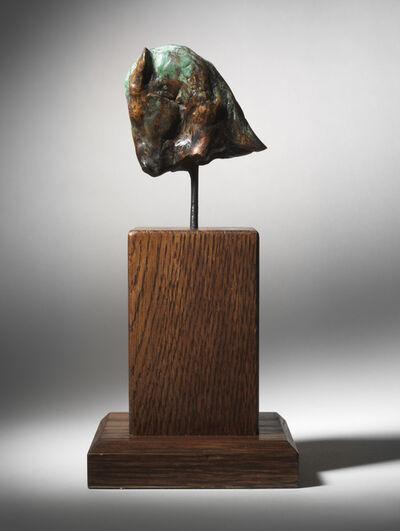 Nic Fiddian-Green, '26. Horse Head fragment', 2018