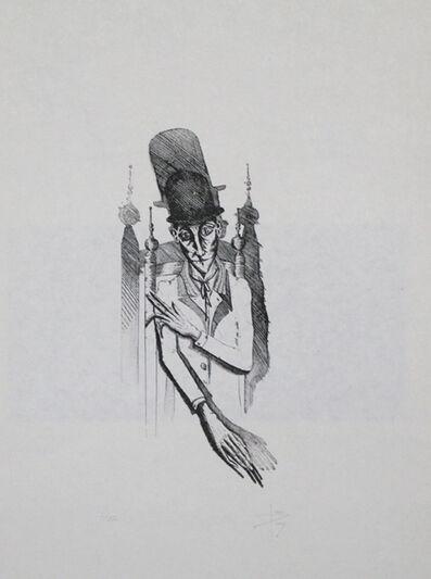 Joan Ponç, 'Kafka 7', 1967