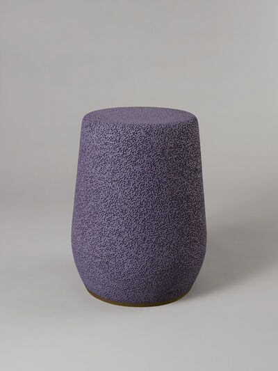 Djim Berger, ''Lightweight Porcelain' Stool and Side Table by Djim Berger - LP-20', 2020