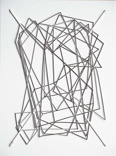 Serena Amrein, '6 x 1= 1 (No. 12) ', 1995