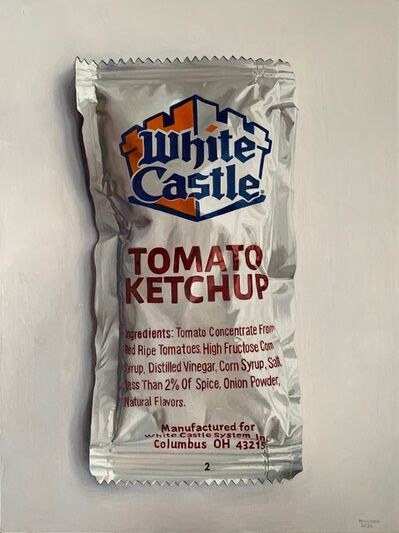 Gina Minichino​, 'White Castle Ketchup', 2020
