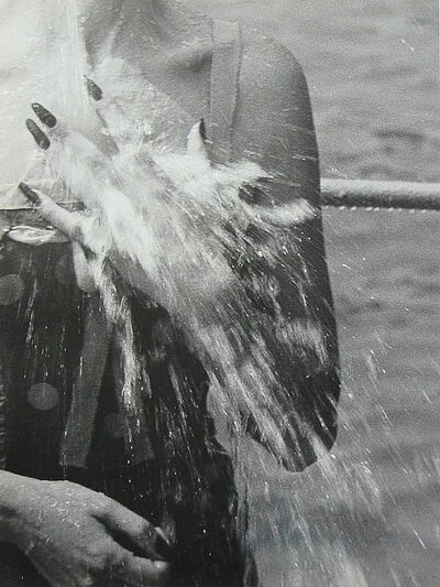 Jacques Henri Lartigue, 'Florette, Monte Carlo', 1953