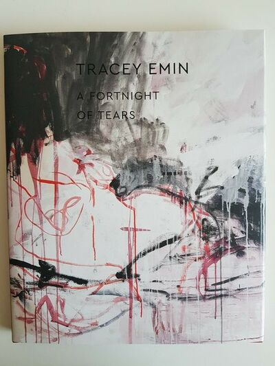 "Tracey Emin, 'TRACEY EMIN ""A FORTNIGHT OF TEARS"" SIGNED EXHIBITION CATALOGUE', 2019"