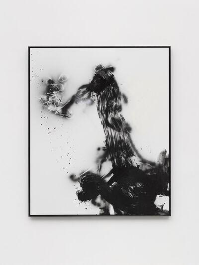 Cerith Wyn  Evans, 'Indeterminate painting VIII', 2020
