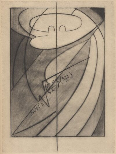 Marius de Zayas, 'Agnes Elizabeth Ernst Meyer', 1914